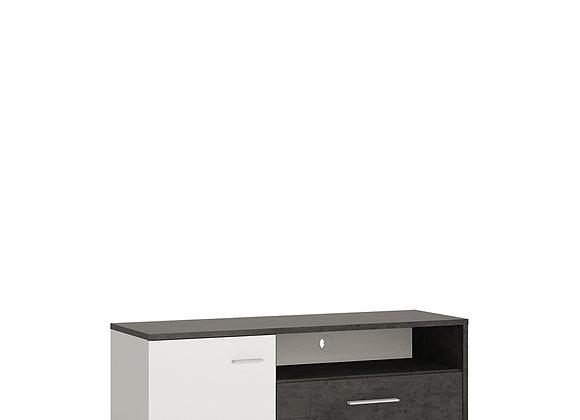 1 door 1 drawer TV cabinet