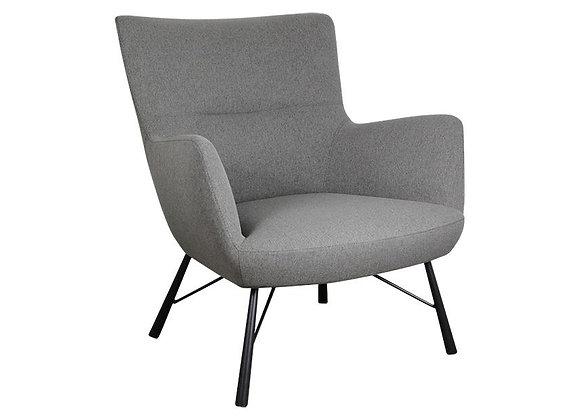 Lawson Armchair - Light Grey