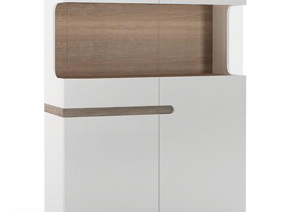 Low Display Cabinet 109cm wide