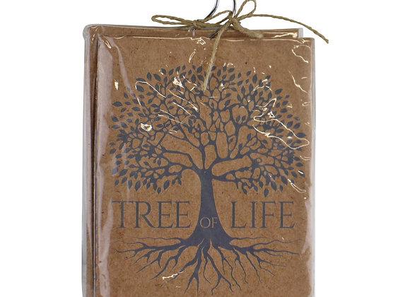 Set of 2 Tree Of Life, Sandalwood Fragranced Sachets