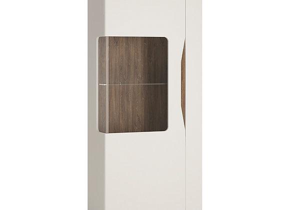 1 door low display cabinet (LH)