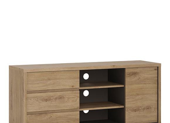 1 Door 3 drawer TV cabinet