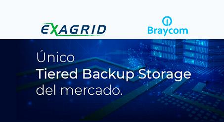 Exagrid: el único Tiered Backup Storage del mercado