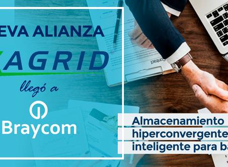 Nueva Alianza: Braycom + Exagrid
