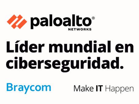 ¿Por qué Palo Alto Networks?
