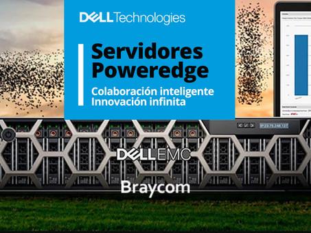 DELL Servidores POWEREDGE: Colaboración inteligente, Innovación infinita.