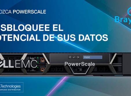 Principales razones para elegir Dell EMC PowerScale