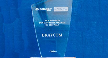"Palo Alto Premió a Braycom como el ""New Business Development Partner of the Year"""