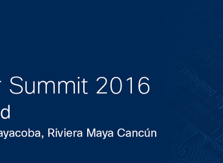 Cisco Security Partner Summit 2016