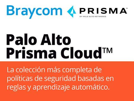 Palo Alto Prisma Cloud™: la colección más completa de políticas de seguridad