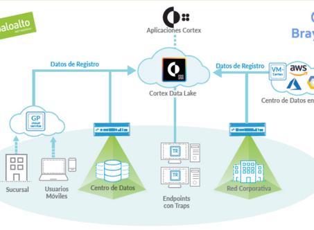 Cortex Data Lake: Innovaciones basadas en IA para la seguridad Cibernetica