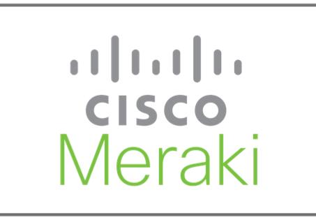 Cisco Meraki Cloud Managed Wireless Network