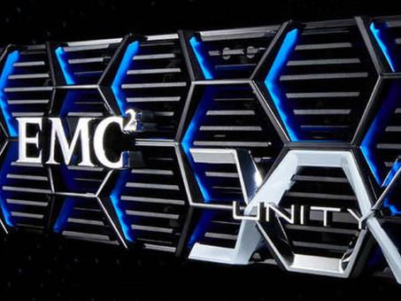 La solución de almacenamiento Flash EMC Unity