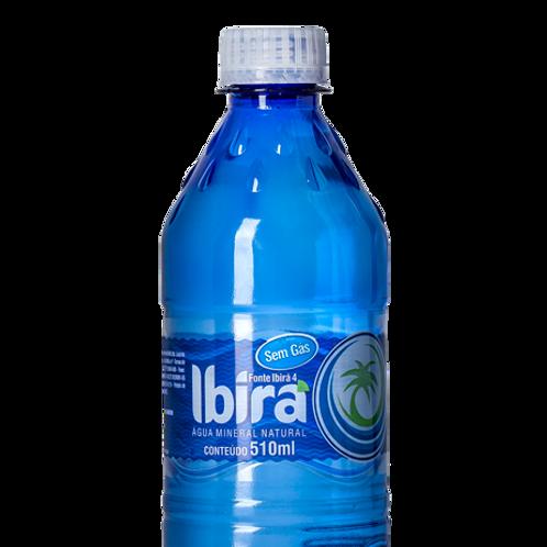 ÁGUA IBIRÁ (pH 10,24) - 510 ml
