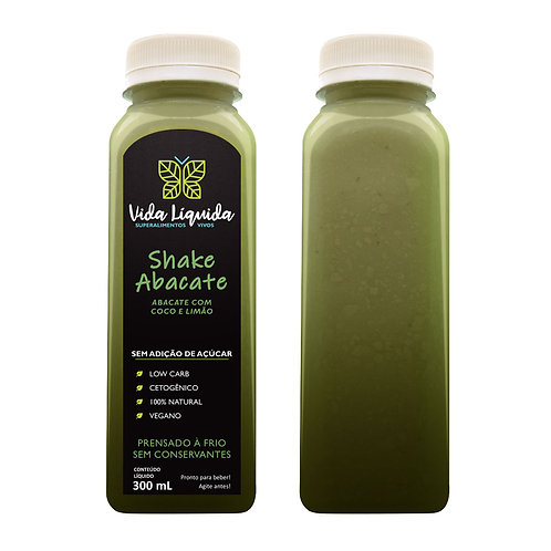 Shake Abacate - 300ml
