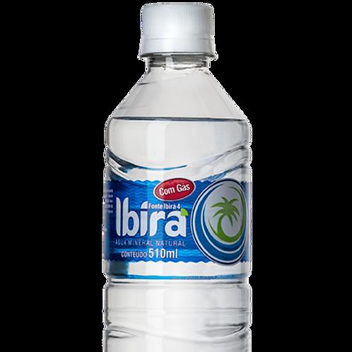 ÁGUA IBIRÁ (pH 10,24) - 510 ml com gás