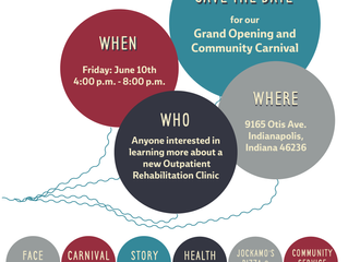 Community Carnival & Grand Opening