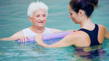 Upper Extremity Rehab and Aquatic Therapy