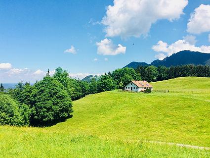 Ferienwohnung Simssee Chiemsee Rosenheim in Nähe zum Heuberg