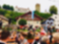 Ferienwohnung Simssee Chiemsee Rosenheim Stephanskirchen nahe Neubeuern bekannt für die Marktbeleuchtung