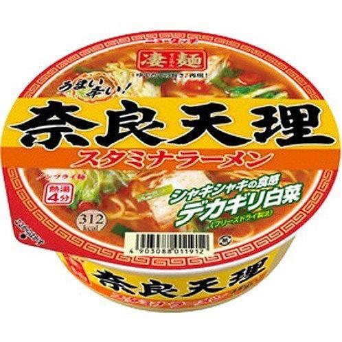4903088011912ニュータッチ 凄麺 奈良天理スタミナラーメン