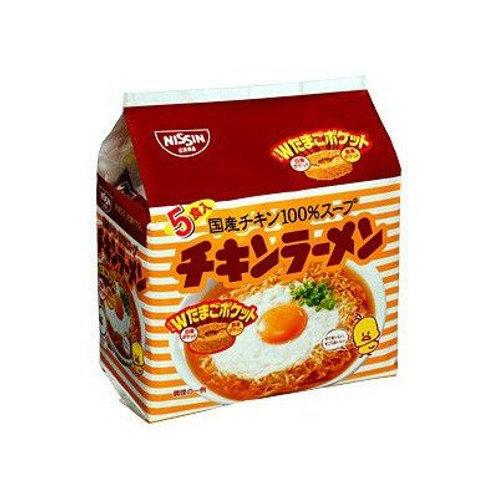 4902105051108チキンラーメン  5食