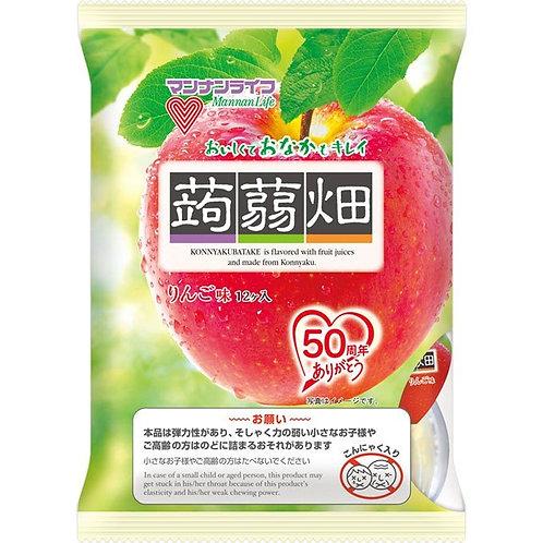 4902738252033蒟蒻畑 りんご味 25g x 12個