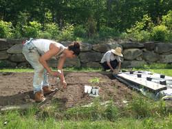 Gardeners in Action