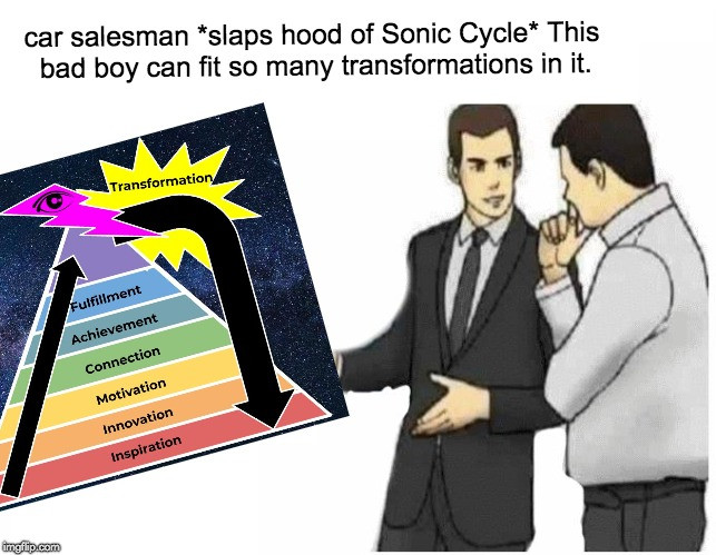 Sonic Cycle Meme