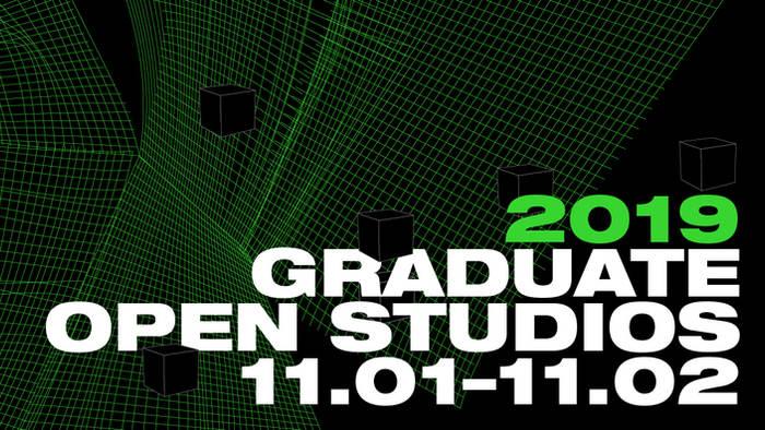 graduate open studio night 2019