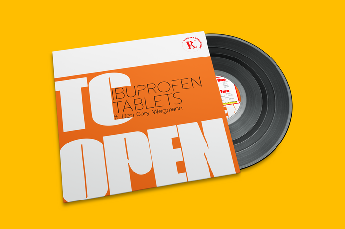 to open by ibuprofen tablets