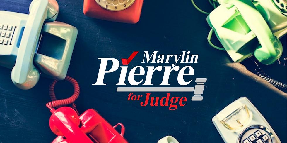 10/8 Virtual Phonebanking & Texting for Marylin!