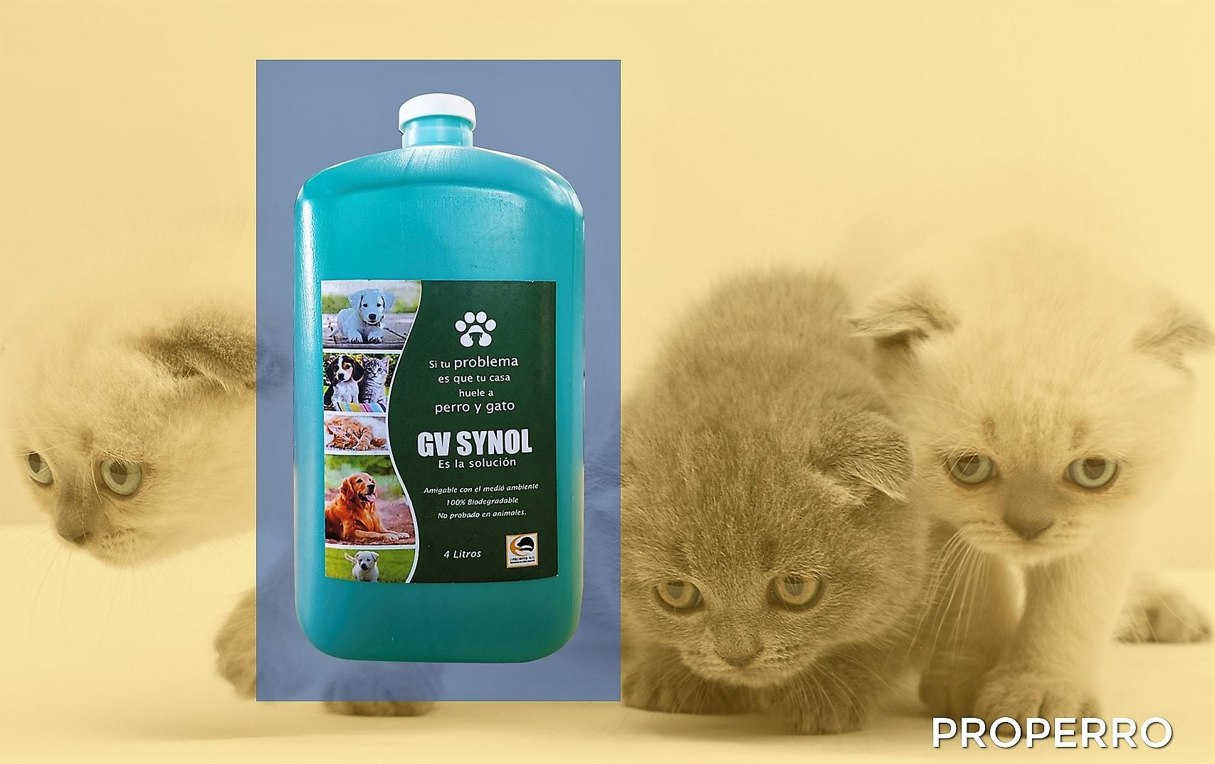 Eliminador de olores 4 Lt - Mascotas - 0