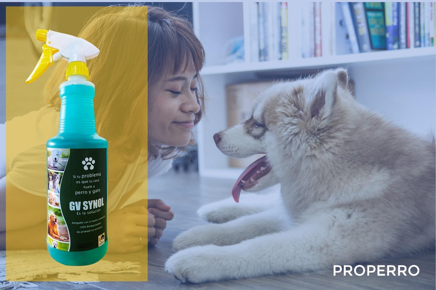 Eliminador de olores 1 Lt - Mascotas - 0