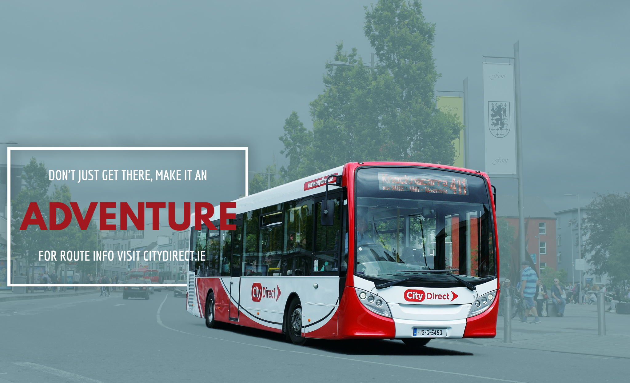 City Direct Buses | Galway Public Transport | Ireland