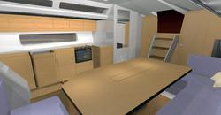 KER50 Yacht Interior 03