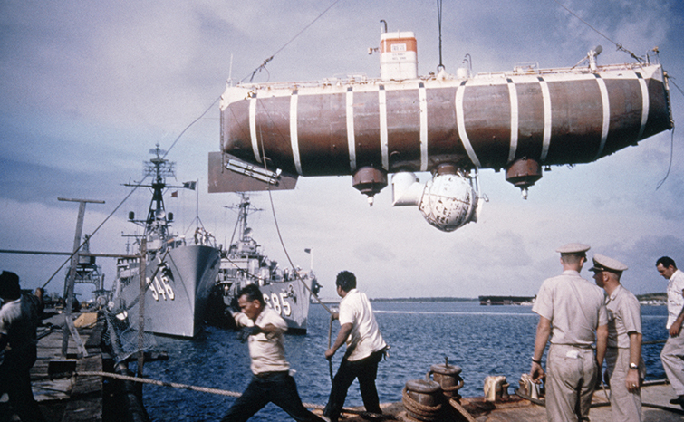 Deepsea Challenge 10