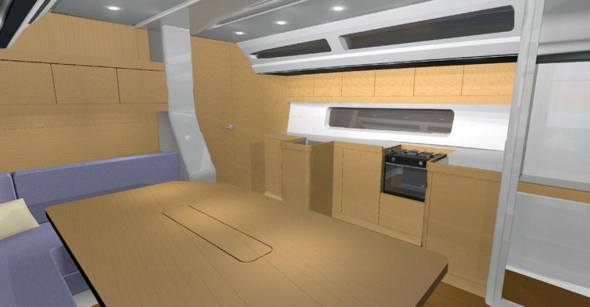 KER50 Yacht Interior 01
