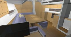 KER50 Yacht Interior 02