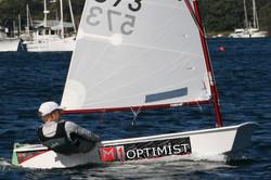 Optimist Sailor