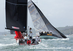 Ginger & Menace roundup day 1 Aust Champs 2016_credit Adventures of a Sailor Girl