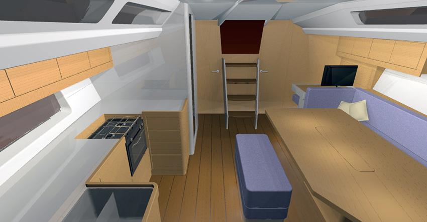 KER50 Yacht Interior 04