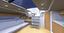 KER50 Yacht Interior 07