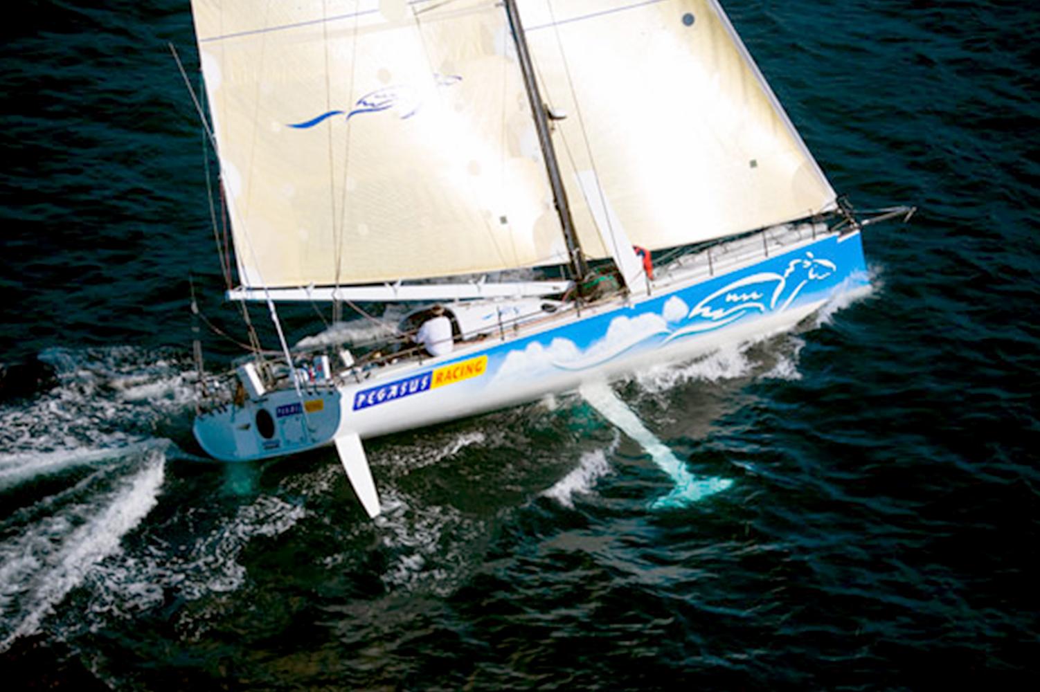 Pegasus Yacht