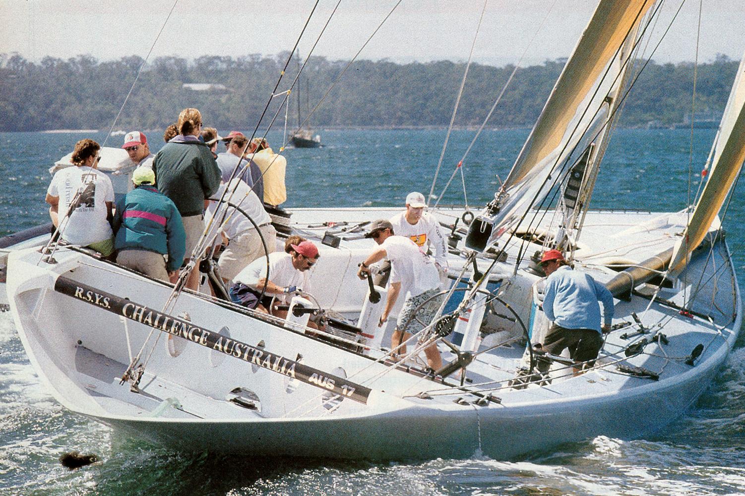 Challenge Australia