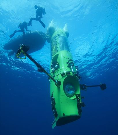 Deepsea Challenge 09