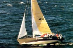 Sagacious V 40ft