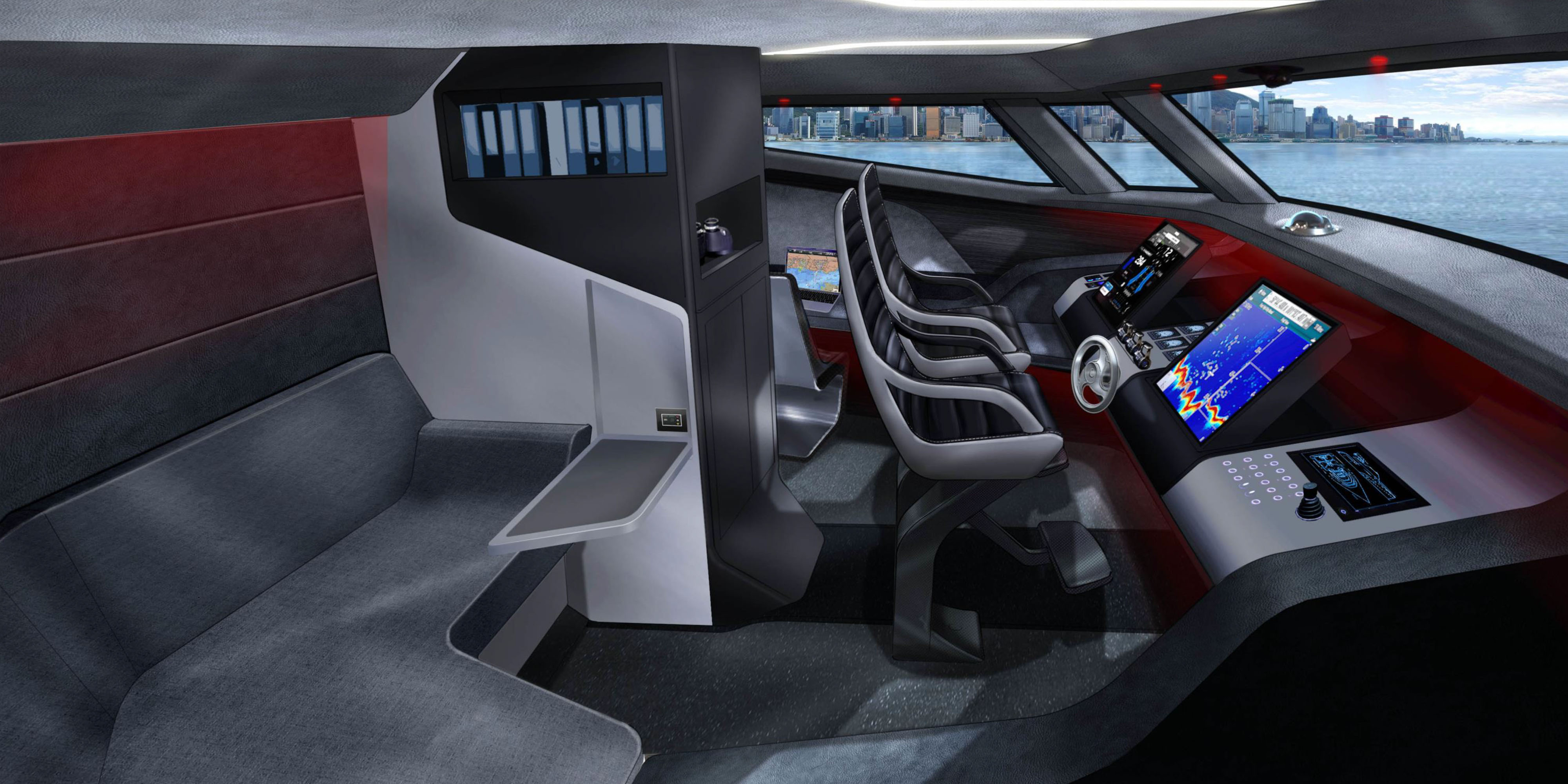MC155 tri Interior 02