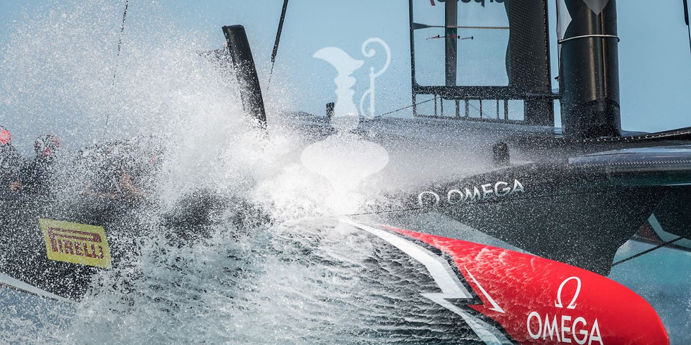 The 35th America's Cup (1)