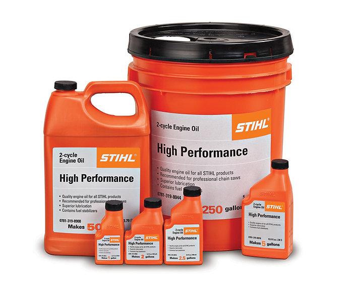 STIHL HIGH PERFORMANCE 2-CYCLE ENGINE OIL